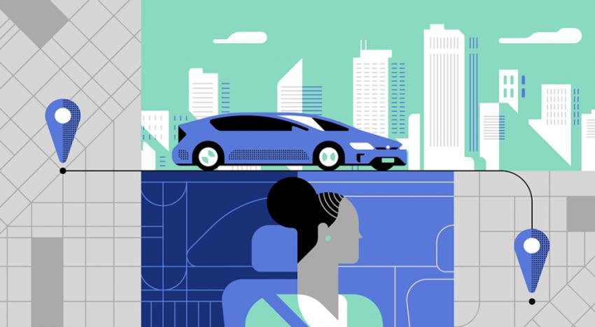 Uber po letech poprvé kompletně redesignuje svojí identitu a mění podobu aplikace