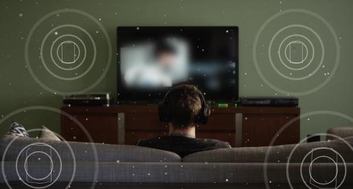 Tato sluchátka se umí přizpůsobit vaší hlavě a přeměnit jakýkoliv zvuk na prostorový