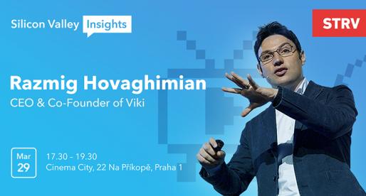 Do Prahy míří americký investor, který prodal startup Viki za téměř 5 miliard korun