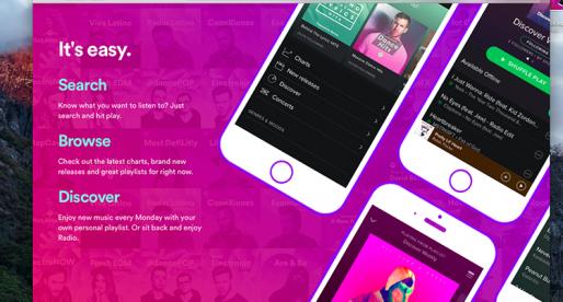 Příjmy hudebních streamovacích služeb poprvé překonaly příjmy z online stahování