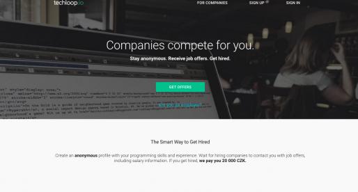 Český hiring startup Techloop chce převrátit způsob, jakým firmy najímají vývojáře