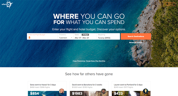 Tento zájezdový vyhledávač vám vybere dovolenou přesně podle vašeho rozpočtu