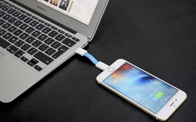 Zuo Charge: nejpřenosnější nabíjecí kabel nejen pro váš iPhone