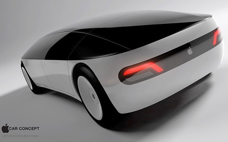 BMW a Daimler odmítly spolupracovat s Applem na jeho elektrovozu