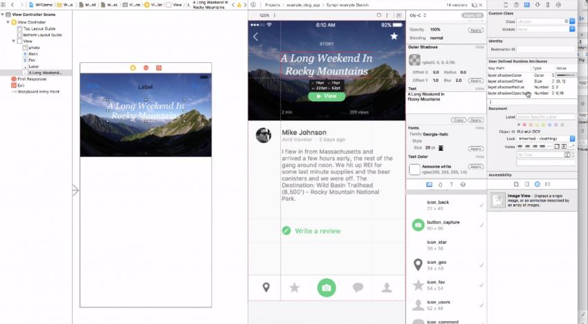 S tímto nástrojem lze vytvořit mobilní aplikaci z grafiky již během několika minut