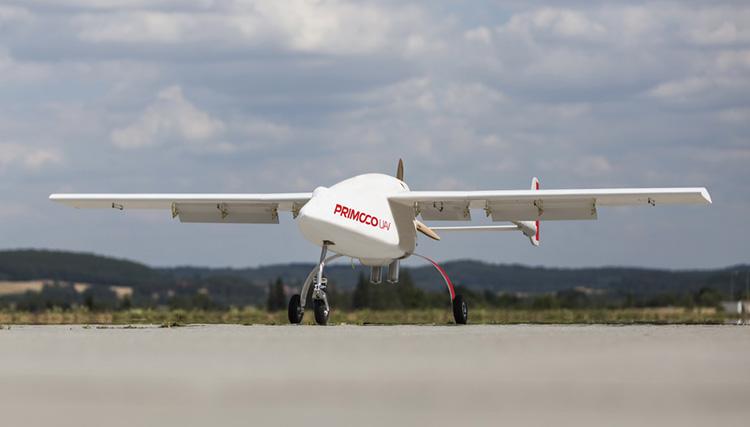 Český bezpilotní dron Primoco UAV míří do sériové výroby
