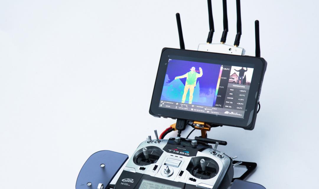 Česká firma vydává na globální trh rozšíření pro kamery, které je schopné snímat teplotu