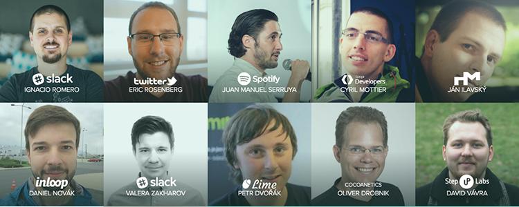 Na pražském mDevCampu se představí zástupci Slacku, Instagramu nebo Spotify