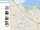 Google nenápadně implementuje nový typ reklam, které se zobrazí přímo v Google Maps