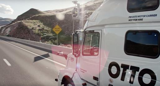 Startup od bývalých zaměstnanců Googlu chce automatizovat kamionovou přepravu