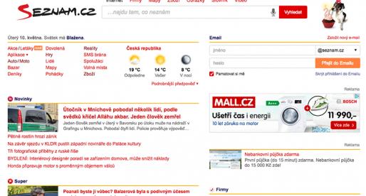 Seznam.cz buduje vlastní redakci a chystá nové projekty