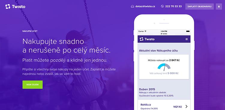 Finanční engine Nikita od Twisto.cz už analyzoval platby za 1 miliardu. Používá ho i Alza