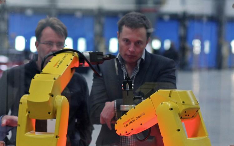 Muskův projekt OpenAI chce vyvinout robota do vaší domácnosti