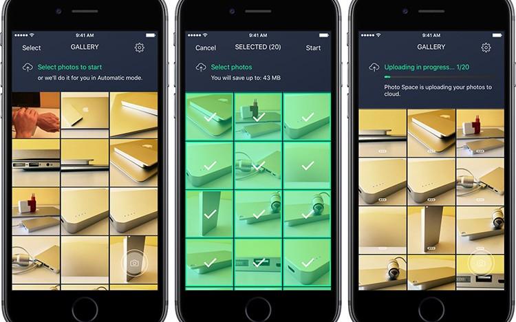 Český Avast vytvořil aplikaci, která vyřeší váš problém s přeplněnou fotogalerií a místem v iPhonu
