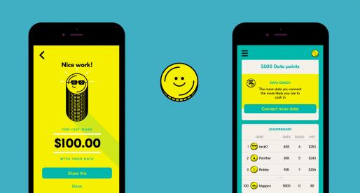 Tahle aplikace vám umožní získat peníze za poskytnutí vlastních dat cizím společnostem