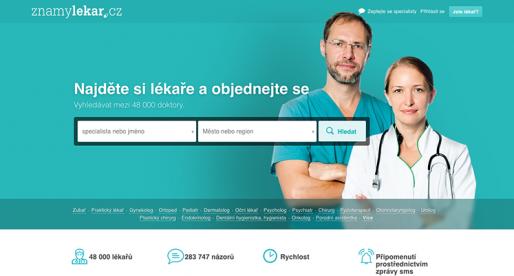 Enern investoval 150 milionů Kč do platformy Docplanner, která provozuje portál ZnámýLékař.cz