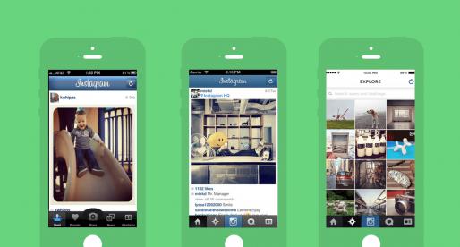 Podívejte se díky novému projektu na to, jak se v průběhu let měnily nejznámější aplikace
