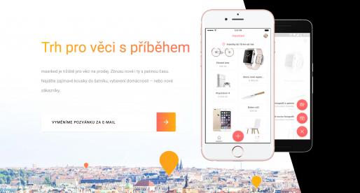 Tohle je první vlastní appka českých Funtasty, která umožní prodej předmětů podle lokality