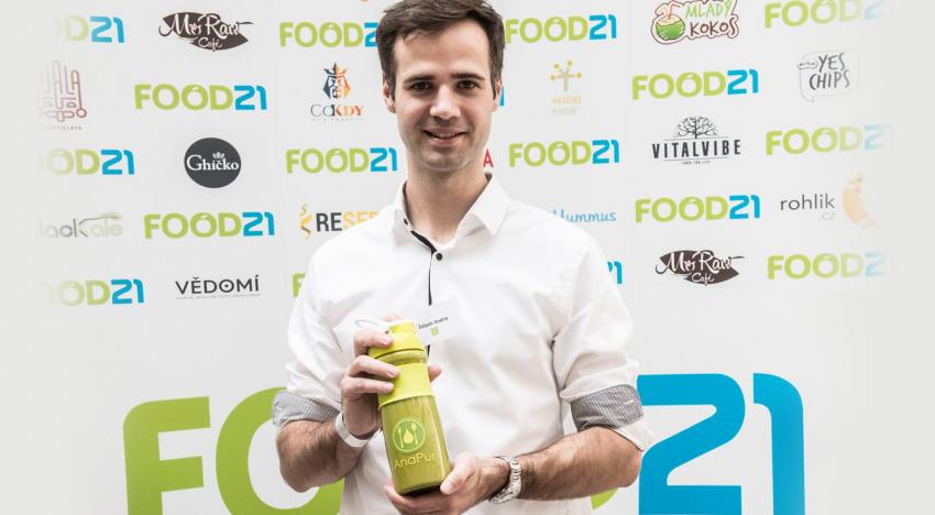 AnaPur: nový český startup, který chce uspět na konkurenčním trhu s alternativní stravou