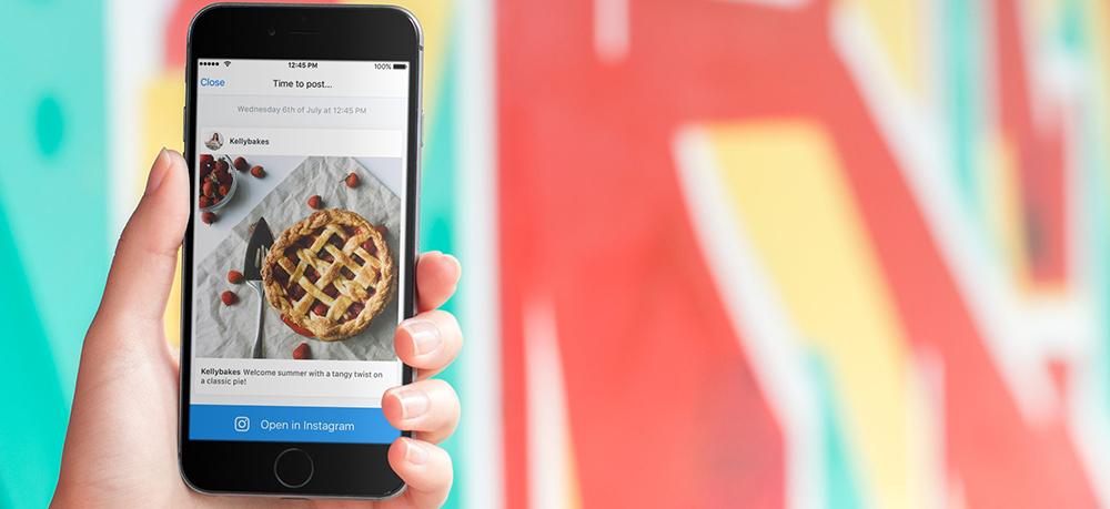 Populární aplikace Buffer nyní podporuje i Instagram