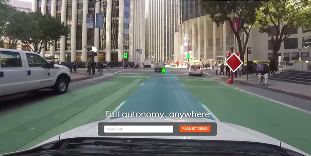 Americký startup získal miliony dolarů od Fordu na rozvoj unikátních 3D map pro samořiditelné vozy