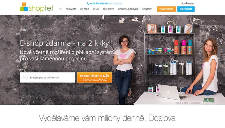 SizeId už nyní plně podporuje i eshopy fungující na populární platformě Shoptet