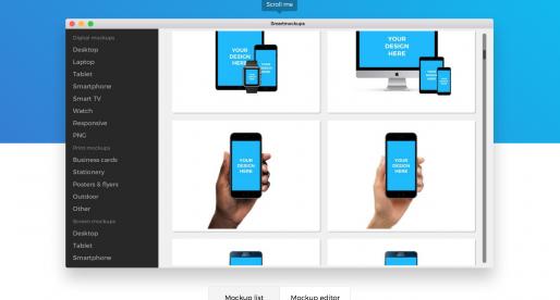Česká appka na tvorbu náhledů designu na různých zařízeních uspěla na ProductHuntu