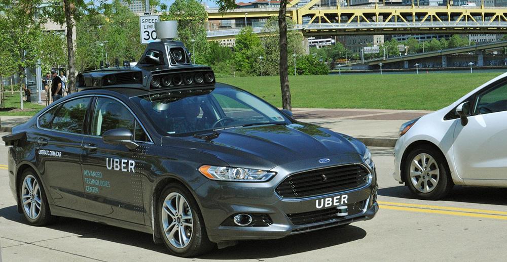 Uber získal od skupiny bank půjčku ve výši 1,15 miliardy dolarů