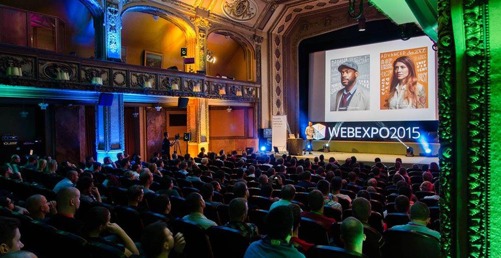 WebExpo 2016 se blíží. Co nabídne a které osobnosti se na něm představí?