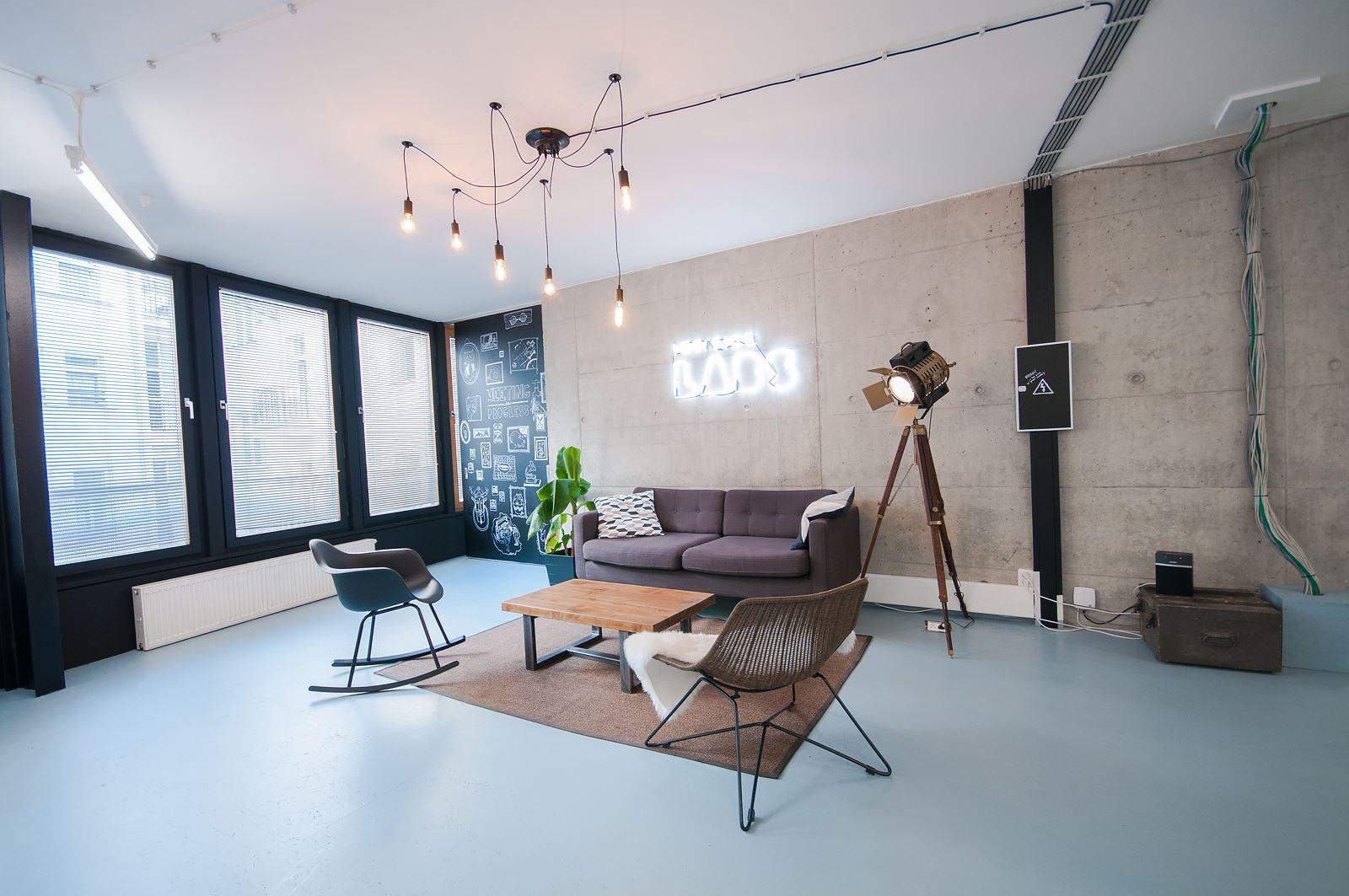 Kanceláře InVision Labs v Praze
