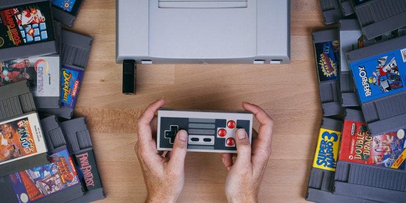 Nt Mini: nová retro konzole podporující přes 2000 NES her a bezdrátové ovladače