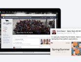 Facebook spustí příští měsíc svou pracovní platformu, která chce konkurovat Slacku