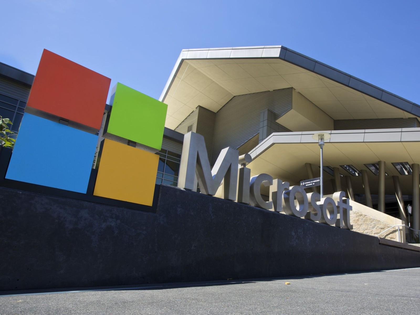 Sídlo Microsoftu v Redmondu