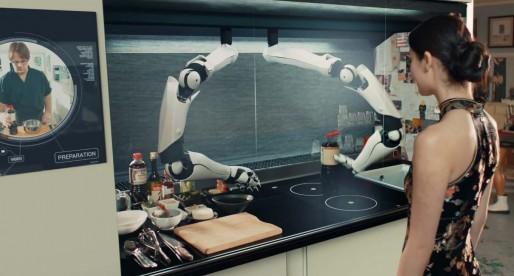 Toto je první plně robotická kuchyň, která umí připravit až 2000 různých pokrmů