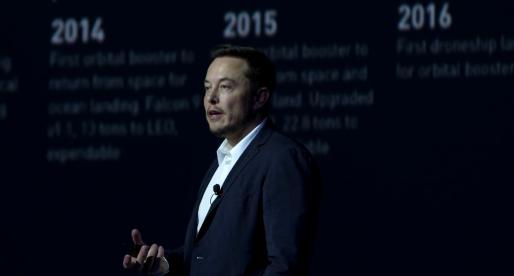 Elon Musk představil vizi chystané rakety k cestě na Mars, která by tu mohla být již do 6 let