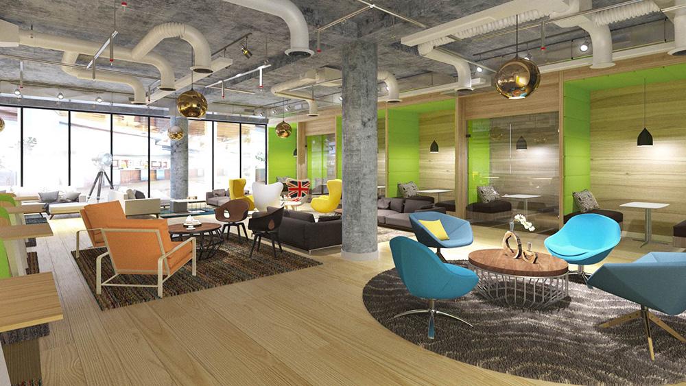 V Karlíně se během listopadu otevře nový coworking pro startupy po vzoru amerického WeWork