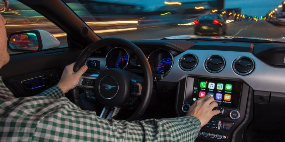 Podívejte se na automobil, na kterém podle všeho Apple testuje své samořídící technologie