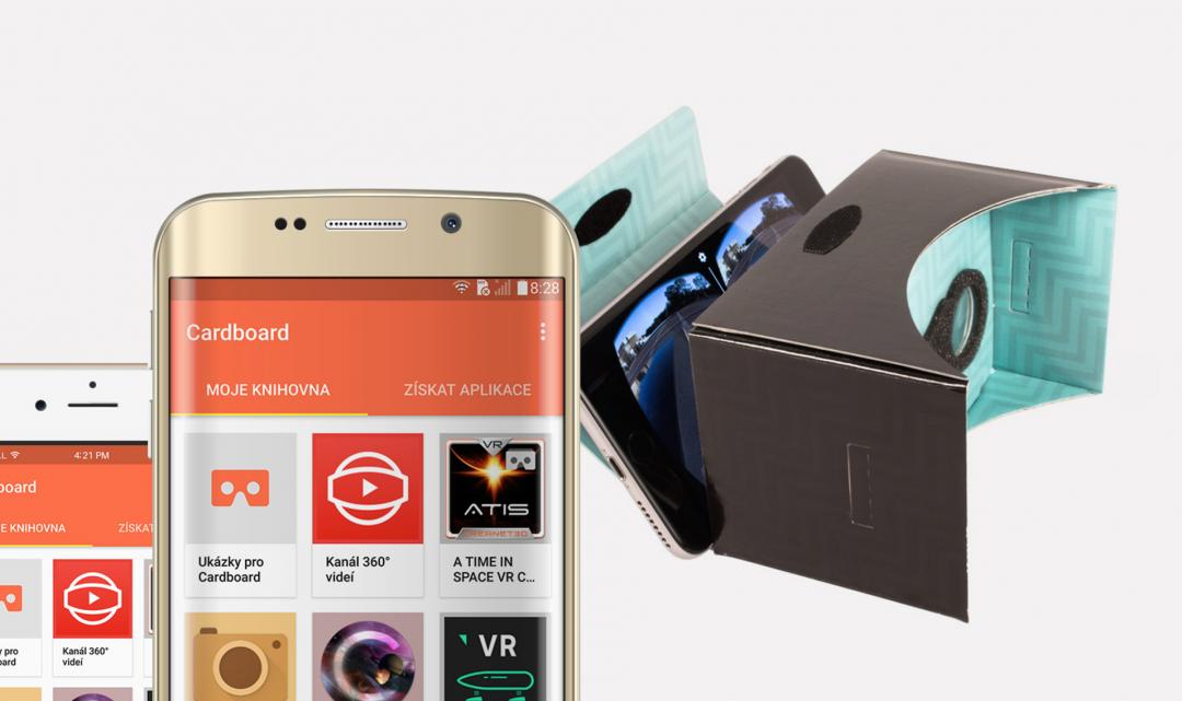 PanoBoard: české brýle pro virtuální realitu, které si můžete potisknout vlastním designem