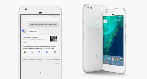 Google představil vlastní nabušený telefon Pixel, kterým chce ukončit nadvládu iPhonu