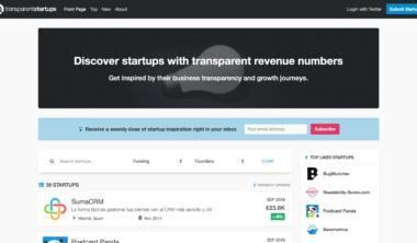 transparentstartups