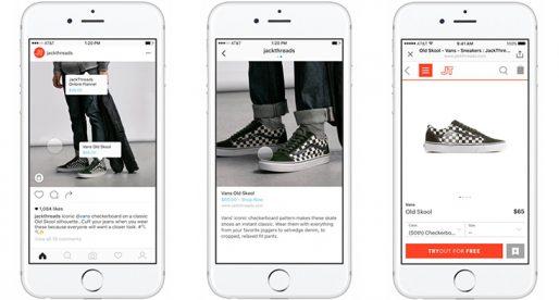Instagram spouští funkci nakupování