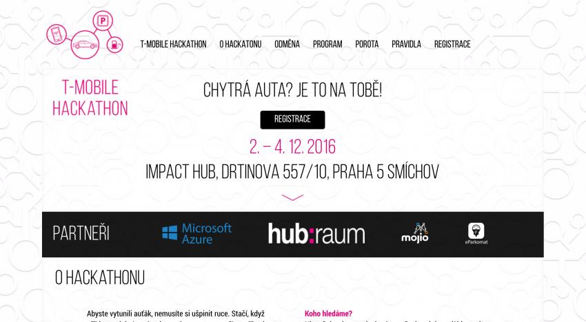 T-Mobile a Microsoft chystají v Praze hackathon a lákají na výhry ve výši 100 tisíc
