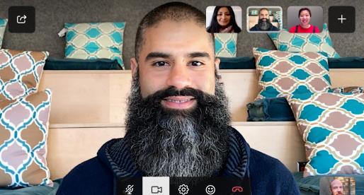 Komunikační platforma Slack konečně představila videohovory. Pracoval na nich i český designér