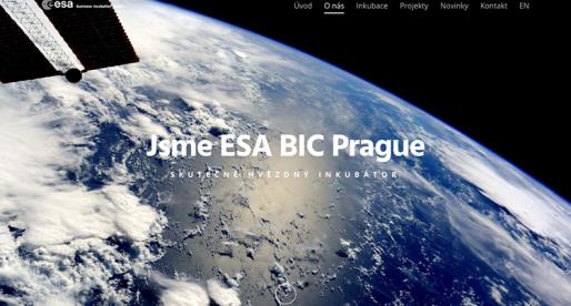 Těchto 6 startupů míří do nedávno otevřeného vesmírného inkubátoru v Praze