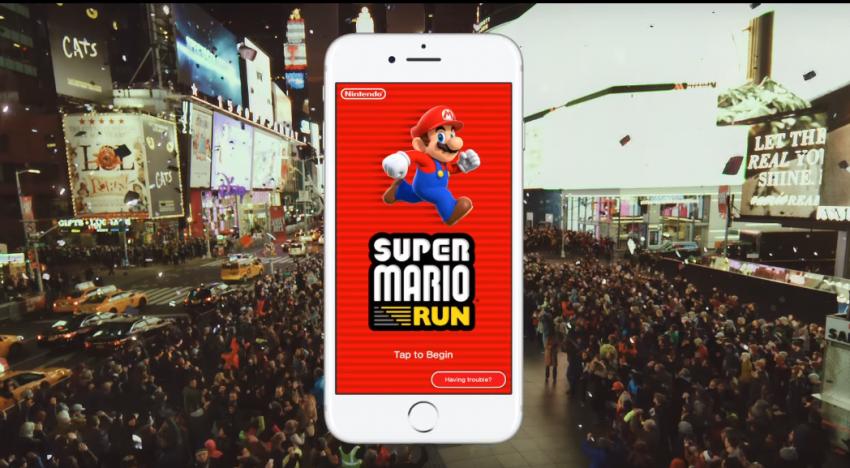 Jedna z nejkultovnějších her světa Super Mario od Nintenda dorazila oficiálně na iOS