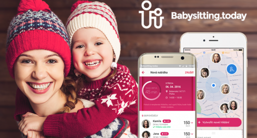 Česká aplikace Babysitting.today expanduje a důkladněji prověřuje hlídající osoby