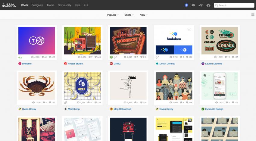 Zakladatelé oblíbené platformy pro designery Dribbble v ní prodávají většinový podíl