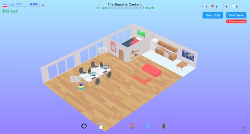 S touto hrou si můžete zkusit, jak složité je budovat vlastní startup v Silicon Valley