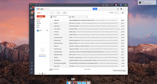 Shift: aplikace, která zjednodušší práci s více Gmail účty najednou