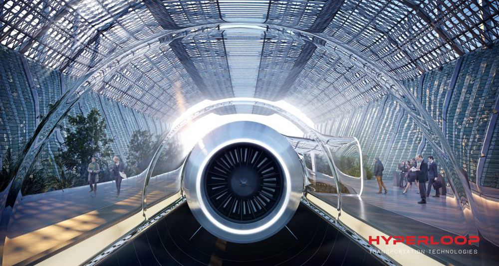 Brno podepsalo memorandum o spolupráci s revolučním Hyperloopem
